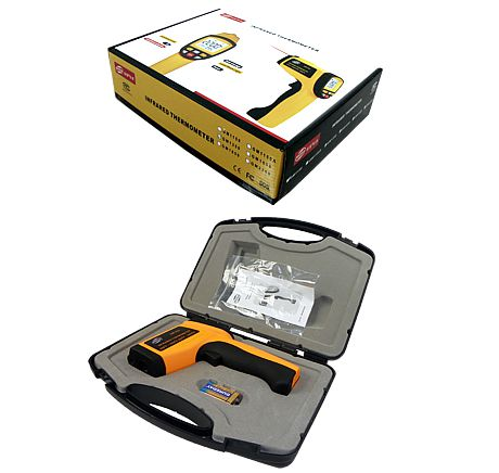 Infrared thermometer GM1350