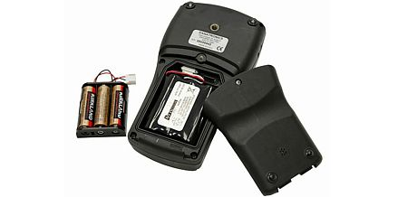 UT thickness gage Danatronics ECHO 09 Batteries