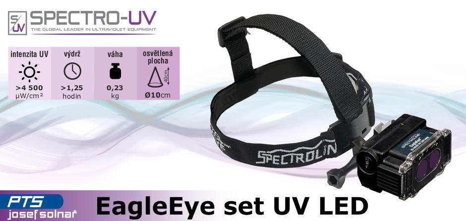 EagleEye set UV LED